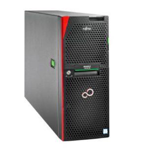 Fujitsu TX2550 M5, XEON Silver 4208 8C (1/2), 16GB DDR4 -2933 R ECC (1/24), 2.5″ SATA/SAS (0/8), EP420i, IRMC, 800W (2/2), TOWER, 3YR ONSITE (VFY:T2555SC020AU)
