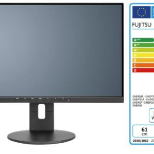 FUJITSU Display B24-9 TS Pro 24″ Monitor (includes K3750 cable) (S26361-K1643-V169)