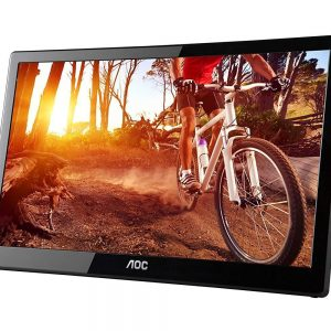 AOC 15.6″ HD Portable USB Monitor (E1659FWU/75)
