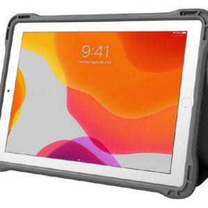 Brenthaven Edge Folio III for iPad 10.2 case – Designed for Apple iPad 10.2″ 7th & 8th Gen (2901)