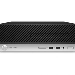 HP ProDesk 400 G6 SFF -8AG20PA- Intel i5-9500 / 8GB / 256GB SSD + 500GB HDD / W10P / 1-1-1. Also see 19H-8AG20PA-CTO (8AG20PA CTO)