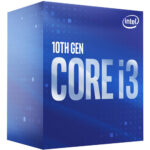 Intel Core i3 10100 4 Cores 3.6GHz (BX8070110100)