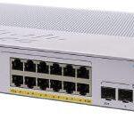 Cisco CBS250 Smart 24-port GE, Partial PoE, 4x1G SFP (CBS250-24PP-4G-AU)