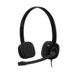 Logitech H151 Headset with Mic (981-000587)