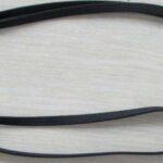 Black 40cm Lanyard (SH-NECKSTRAP)